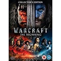 Warcraft: The Beginning (DVD + Digital Download) [2016]